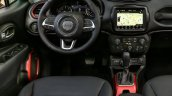 2019 Jeep Renegade Trailhawk dashboard