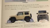 2019 Suzuki Jimny Sierra specifications leaked