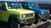 2019 Suzuki Jimny Sierra spotted