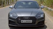 Audi S5 review front view