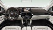 BMW 6 Series Gran Turismo Luxury Line (BMW 630d) interior dashboard