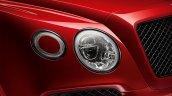 Bentley Bentayga V8 headlamp