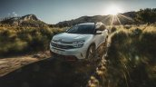 Citroen C5 Aircross exterior off-road