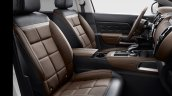 Citroen C5 Aircross front seats