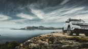 Citroen C5 Aircross front three quarters scenic