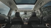 Citroen C5 Aircross panoramic sunroof