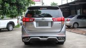 Custom Toyota Innova with Lexus look rear