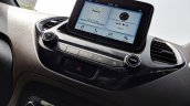 Ford Freestyle diesel review touchscreen display