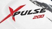 Hero Xpulse 200 branding