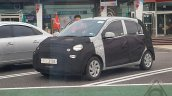 Hyundai AH2 front three quarters spy shot South Korea
