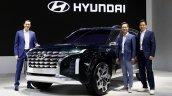 Hyundai HDC-2 Grandmaster SUV concept exterior