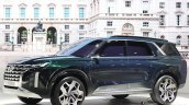 Hyundai HDC-2 Grandmaster SUV concept front three quarters left side