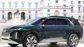 Hyundai HDC-2 Grandmaster SUV concept front three quarters left side