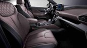 Hyundai Santa Fe Inspiration interior