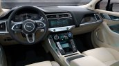 Jaguar I-Pace interior dashboard