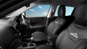 Jeep Compass Bedrock special edition interior