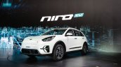 Kia Niro EV front three quarters