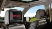 Mahindra XUV500 Italy Entertainment Pack