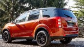 Mahindra XUV500 Italy rear three quarters