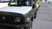 New 2019 Suzuki Jimny Sierra