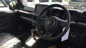 New 2019 Suzuki Jimny dashboard