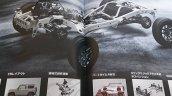 New Suzuki Jimny brochure leaked