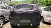 Next-gen SsangYong Korando (SsangYong C300) rear spy shot