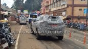 Tata H5X spied testing in Ooty