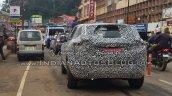 Tata H5X spy shot rear