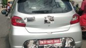 Tata Tiago JTP rear close spy shot IAB