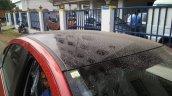 Tata Tigor Buzz black roof unofficial image