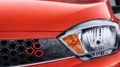 Tata Tigor Buzz grille highlights