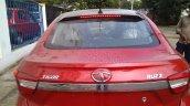 Tata Tigor Buzz rear unofficial image
