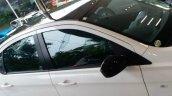 Tata Tigor Buzz white black mirror