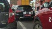 VW Golf GTD spy shot India