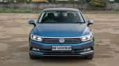 VW Passat review front