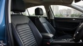VW Passat review seats