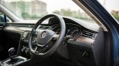 VW Passat review steering