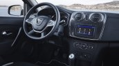 2017 Dacia Sandero Stepway dashboard driver side