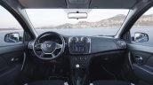 2017 Dacia Sandero Stepway dashboard