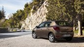2017 Dacia Sandero Stepway rear three quarters