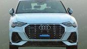 2018 Audi Q3 front unofficial image