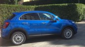 2018 Fiat 500X Urban Look (facelift) profile