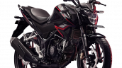 2018 Honda CB150R StreetFire front right quarter