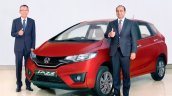 2018 Honda Jazz India launch image