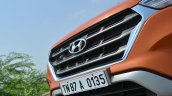 2018 Hyundai Creta facelift review grille