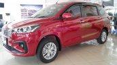 2018 Suzuki Ertiga (2018 Maruti Ertiga) front angle view