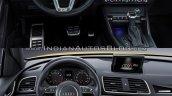 2019 Audi Q3 vs Older model interior