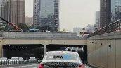 2019 BMW 3 Series (BMW G20) rear spy shot