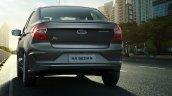 2019 Ford Ka Ford Aspire facelift rear